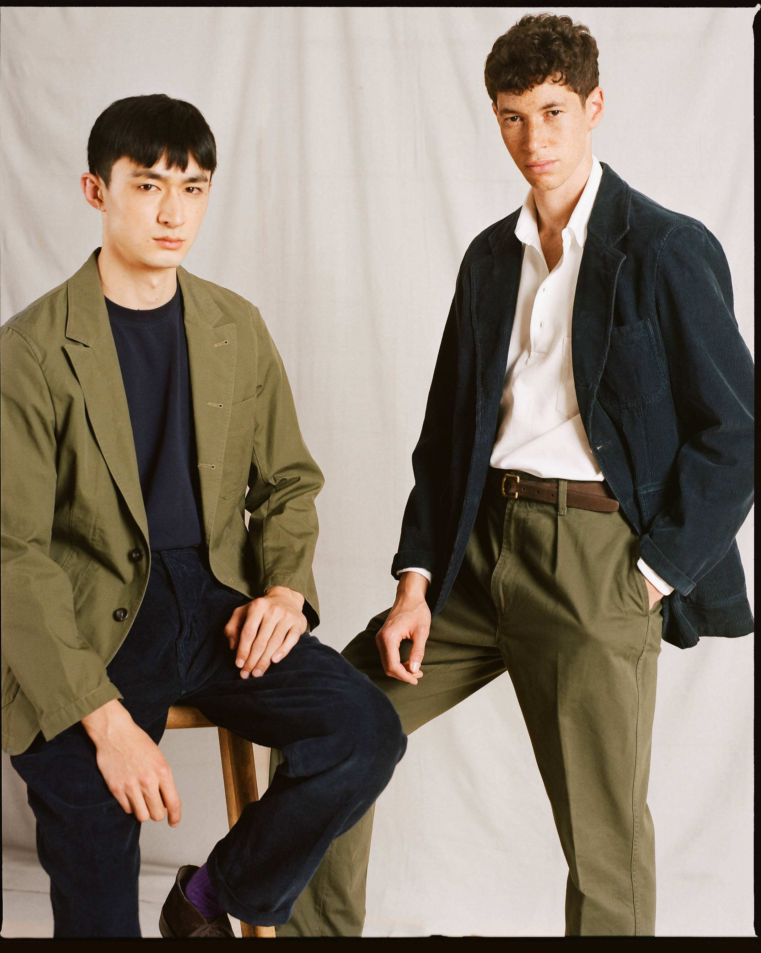 A Casual Tailoring Story