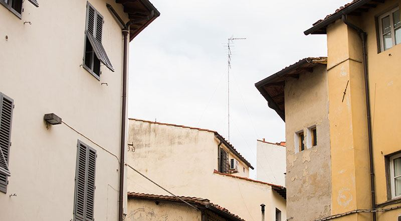 The Unseen Side of Florence
