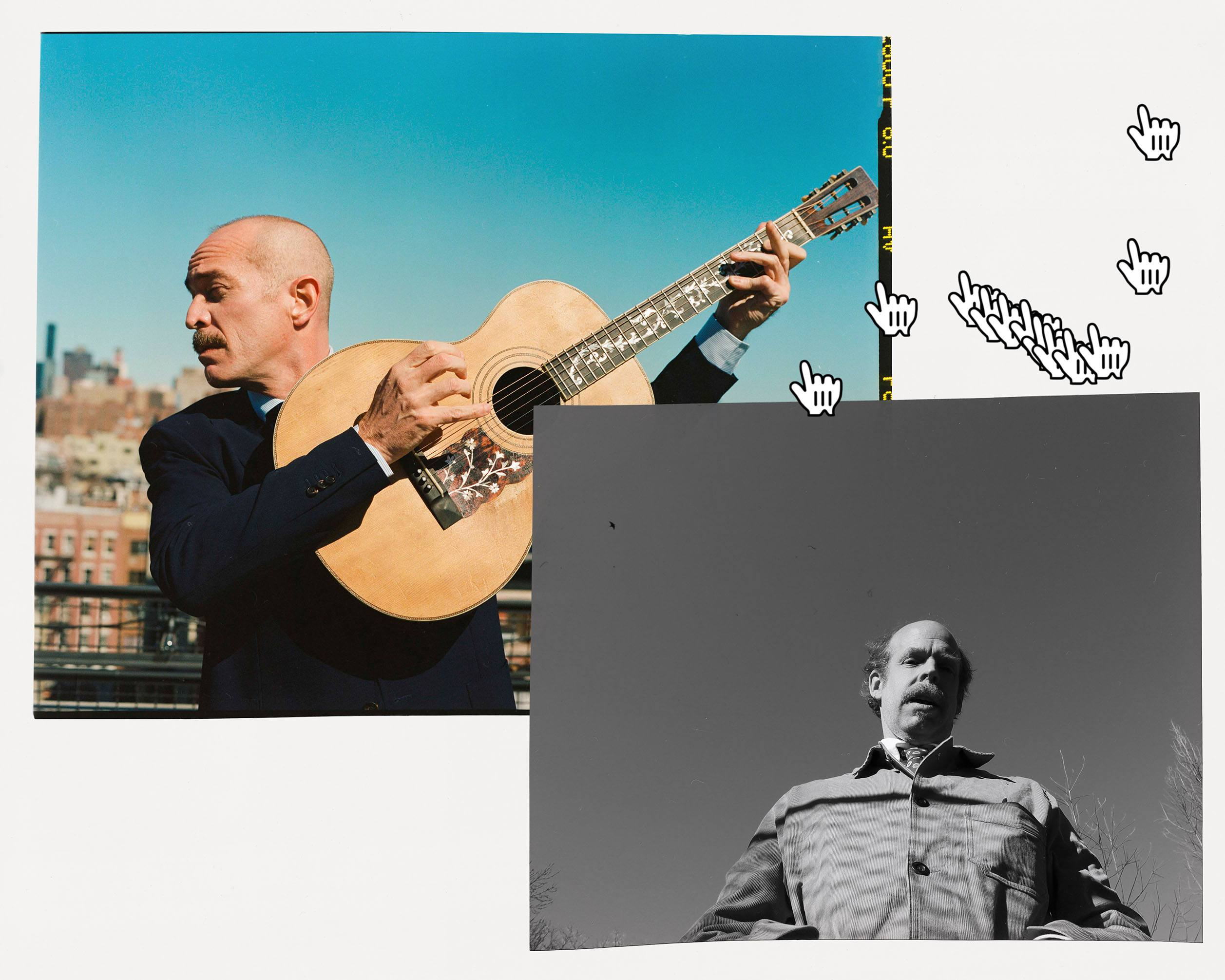 Superwolves at the Door: Will Oldham and Matt Sweeney for Drake's