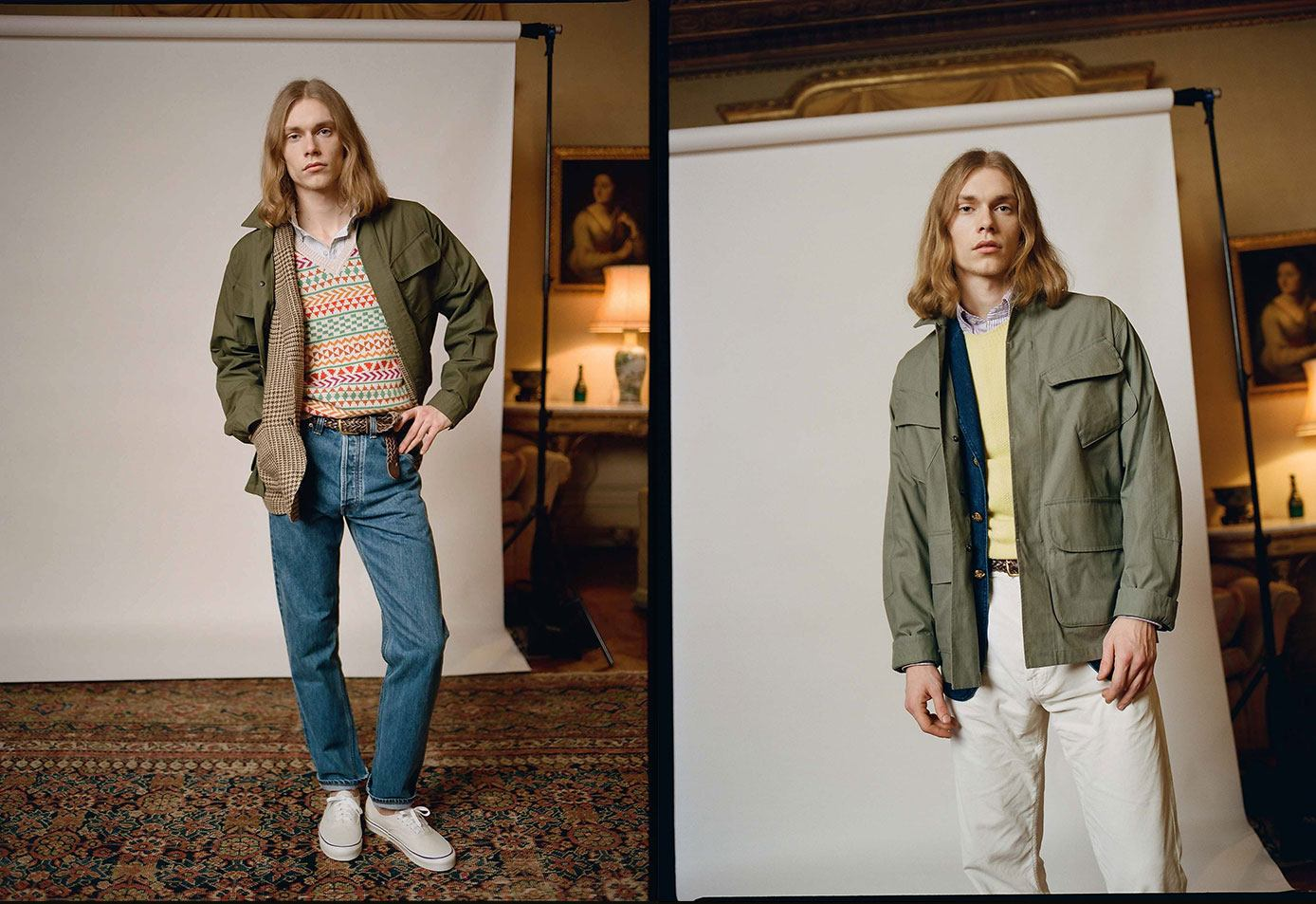 Run Through the Jungle: Our Take on a Timeless Classic