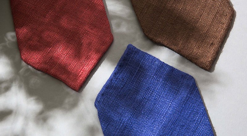 Summer Ties (And How to Wear 'Em)