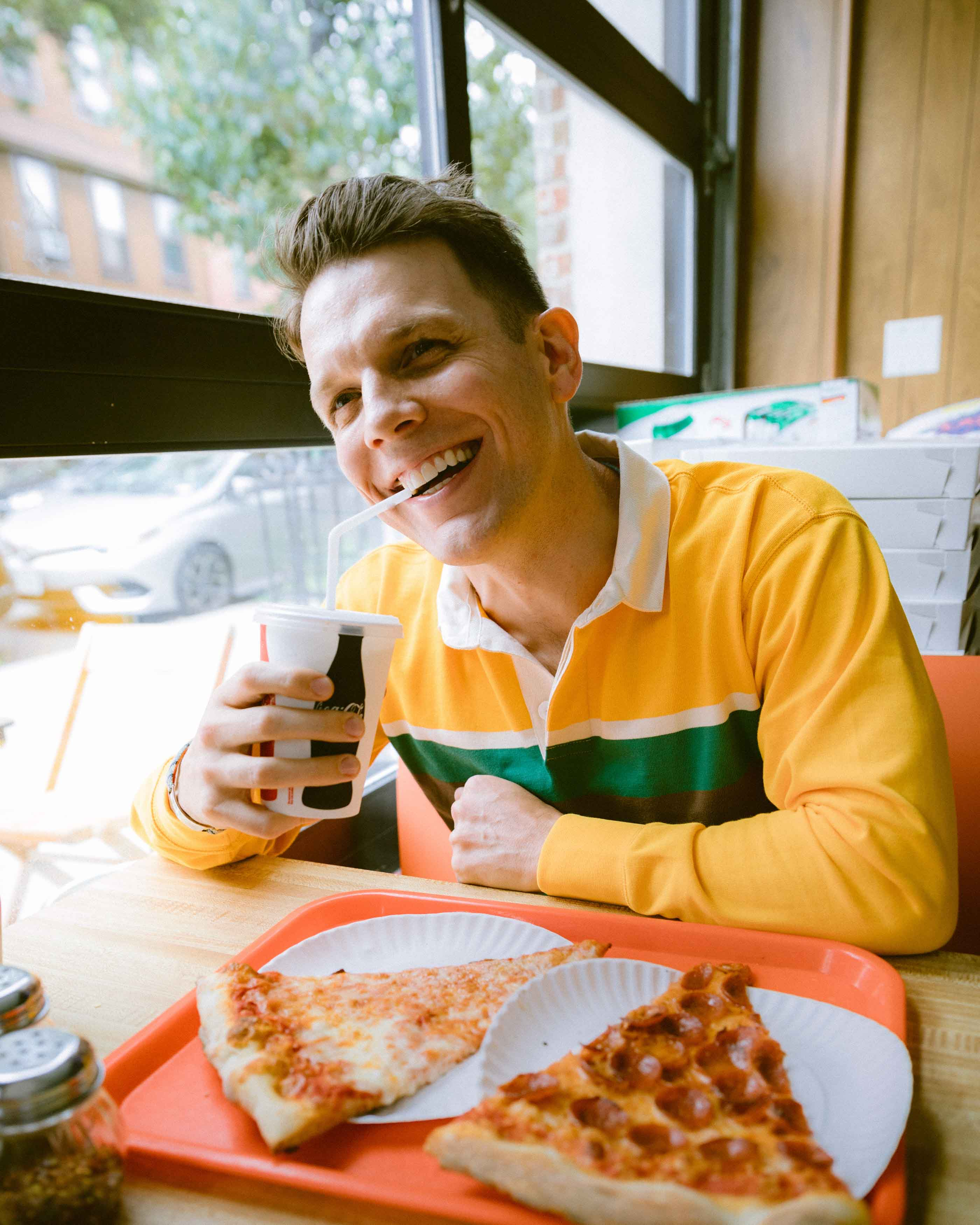Life's A Beach: Out And About With Jake Lacy