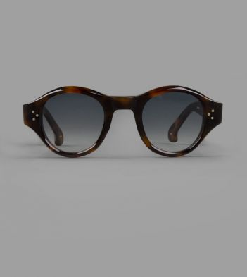 Dark Tortoise Acetate Jules Sunglasses