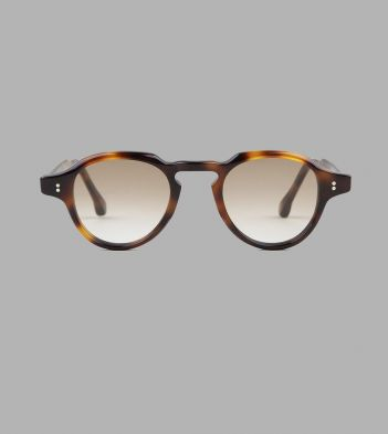 Brown Tortoiseshell Acetate Blake Sunglasses