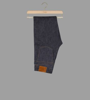 Five Pocket Selvedge Denim Jeans